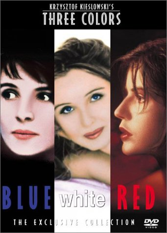 Cover art for  Three Colors Trilogy (Blue / White / Red)
