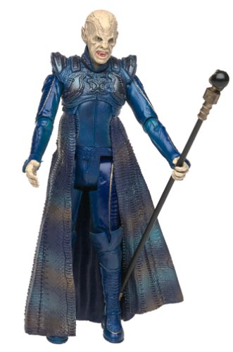 Star Trek the Next Generation - Nemesis Movie - Viceroy Action Figure