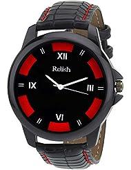 Relish Analog Black Dial Men's Watch Relish-517