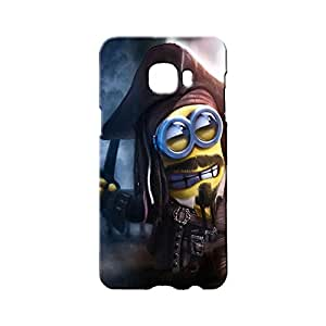 BLUEDIO Designer Printed Back case cover for Samsung Galaxy C7 - G10295