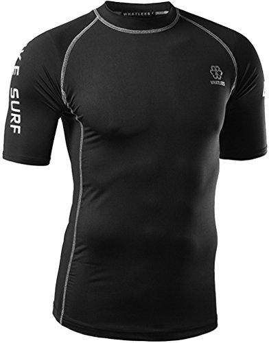 whatlees-t-shirt-de-sport-manches-courtes-homme-noir-moyen