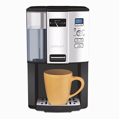 Cuisinart Coffee Maker Problems Leaking : Cuisinart DCC-3000 12-Cup Programmable Coffeemaker Review