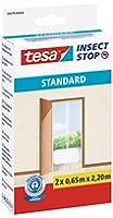 Tesa® Insect Stop 55679-00020-02 Moustiquaire Standard pour portes