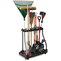 Rubbermaid Deluxe Tool Tower Rack
