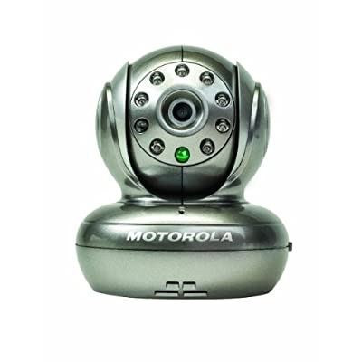 Motorola Blink1 Wi-Fi Video Camera for Remote Viewing with iPhone and Android Smartphones and Tablets (Silver)