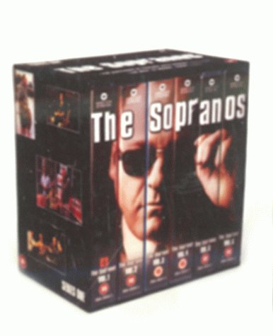 The Sopranos - Complete Series 1 Box Set [VHS]