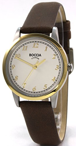 Boccia Classic Titanium Ladies Watch 3257-02