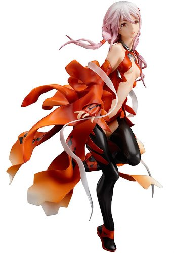 Good Smile Guilty Crown: Inori Yuzuriha PVC Figure (1:8 Scale) (Inori Yuzuriha Figure compare prices)