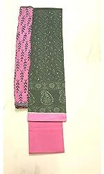 BEAUVILLE VAIIBAVAM Women's Unstiched Salwar Material (BVPCUC_99_Multi_Free Size)