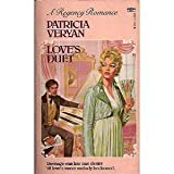 Love's Duet (Coventry Series, No. 46) (0449216071) by Veryan, Patricia