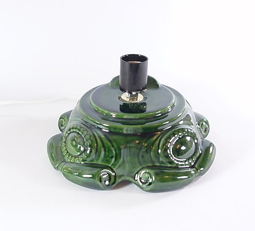 Ceramic Christmas Tree Replacement Base Green Atlantic Style