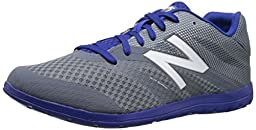 New Balance Men\'s MX730V2 Training Shoe, Silver/Blue, 13 D US