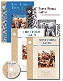 First Form Latin Set (Teacher Manuals, Student Text, Workbook, CD) (Memoria Press)