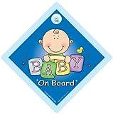Baby On Board Sign Baby On Board Baby on Board Car Sign Blue Bricks Baby on Board Car Sign Baby Boy On Board Sign Decal Bumper Sticker Car Sign Baby Sign Baby Car Sign Grandchild on board Grandson On Board