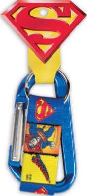 Superma C-Clip Key Ring