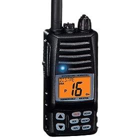 Standard Horizon STD-HX370S VHF Marine Radio