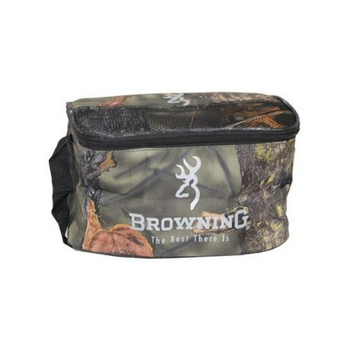 Browning 6-Count Soft Sided Cooler, Small, Camouflage