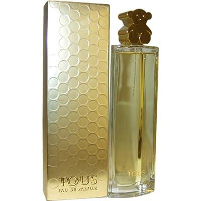 Tous Gold By Tous For Women, Eau De Parfum Spray, 3-Ounce Bottle