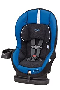 Evenflo Titan Sport Convertible Car Seat, Blue Lagoon