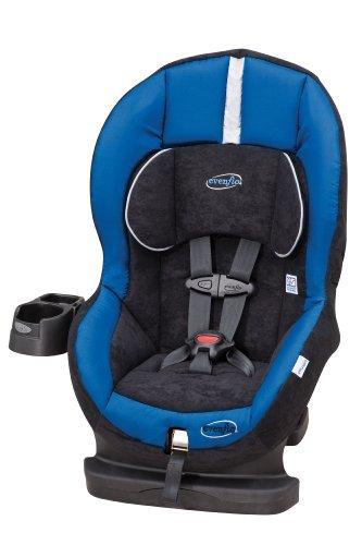 Evenflo Titan Sport Convertible Car Seat Blue Lagoon