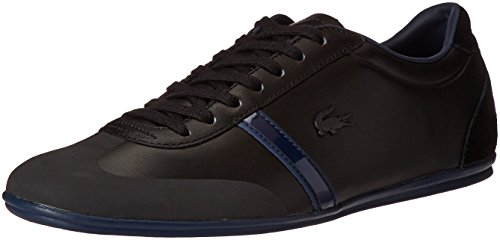 Lacoste Men's Mokara 116 1 Cam Fashion Sneaker, Black, 11 M US