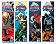 DC HeroClix: Justice League Booster Pack (5 Clix)