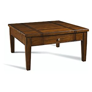 Square Cocktail Coffee Table