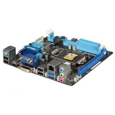 Asus P8H61-I R2.0 -LGA1155 Intel H61 Chipset DDR3 PCI Express SATA Mini-ITX Motherboard lga1155 cpu motherboard with intel h61 chipset 3 sata 2 0