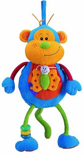 Tolo Toys Charlie The Activity Chimp front-907379