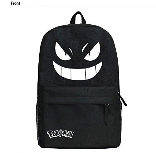 face-pokemon-gengar-emoji-printing-canvas-school-backpacks-for-teenagers