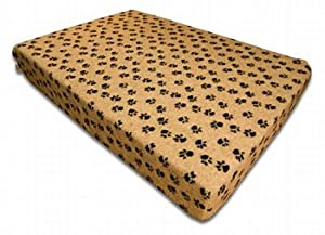 ExtraComfort Orthopaedic Memory Foam Dog Beds For Extra Large And Heavy Dogs 20cm (8 inches) Deep by ExtraComfort