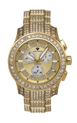 Aqua Master Men's Masterpiece Diamond Watch