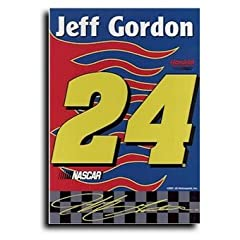 Jeff Gordon - Nascar Banner by Flagline