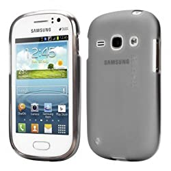 Capdase SJSGS6812-P201 Soft Jacket Xpose Case for Samsung Galaxy Fame (Black)