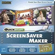 QuickStart ScreenSaver Maker