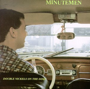 MINUTEMEN - DOUBLE NICKELS ON THE DIME - LP