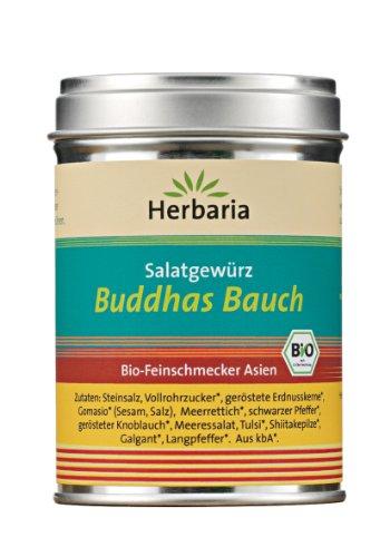 Herbaria-Buddhas-Bauch-Gewrz-fr-asiatische-Salate-1er-Pack-1-x-100-g-Dose-Bio