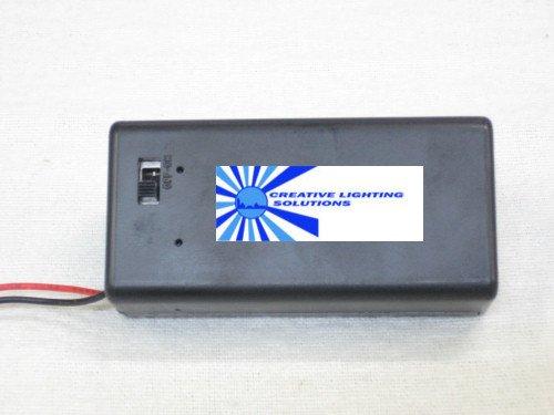 9V Battery Holder - 9Vdc Cell Battery Holder - W/ Leads