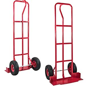 Stack chair hand truck office furniture for Furniture hand truck
