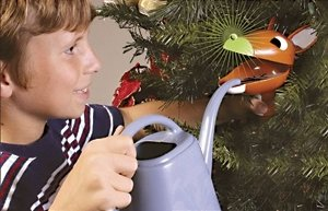 Randy The Reindeer Christmas Tree Watering System