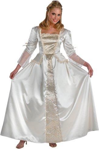 Women's Elizabeth Halloween Costume (Size: 12-14)