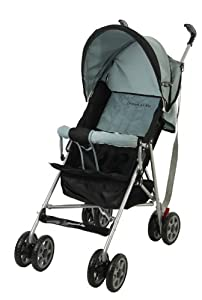 Dream On Me Traveler Lightweight Stroller, Black