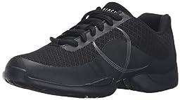 Bloch Dance Troupe Shoe, Black, 9 M US