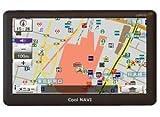★COM★ ワンセグ搭載 7インチ 7型 カーナビ GPS 内蔵 ACC連動機能 タッチパネル LCN71S