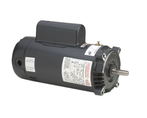 A.O. Smith K1202 2 Hp, 115/230 Volts, 22.6/11.3 Amps, 1.2 Service Factor, 56C Frame, Reversible Rotation Jet Pump Motor