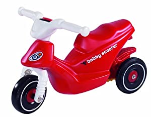 BIG Bobby Toddler Scooter Ride on Push Riding Toy