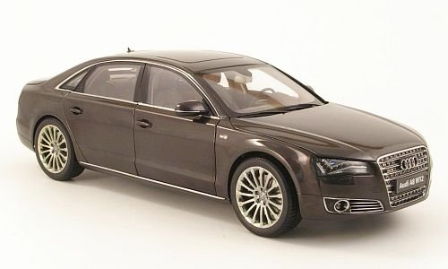 Audi A8 L W12 (D4), met.-dkl.-grau,