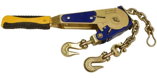 5/16''-3/8'' Ratchet Buckle Chain Binder Load Binder