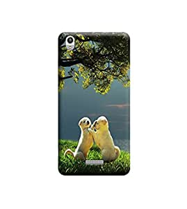 EPICCASE Premium Printed Back Case Cover With Full protection For Lava Pixel V1 (Designer Case)