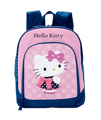 NEW AUTHENTIC SANRIO HELLO KITTY BACKPACK BAG PURSE Sailor